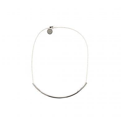 Collier Silber Halskette Half Circle Madeleine Issing