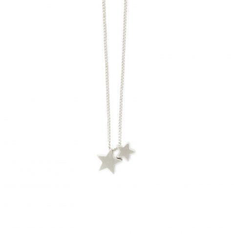 Stern Anhänger Silber Halskette Madeleine Issing