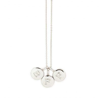 Halskette mit Namen Silber Madeleine Issing