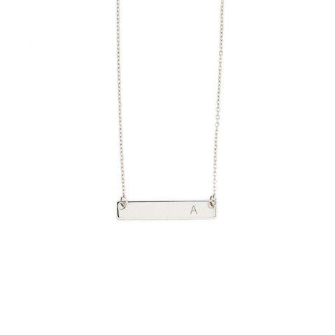 Silberkette mit Gravur nach Wunsch Madeleine Issing