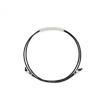 Armband Silber schwarz Madeleine Issing
