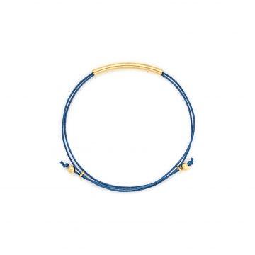Armband dunkelblau tube Madeleine Issing