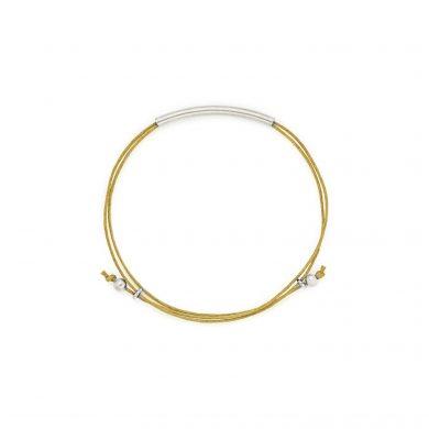 schlichtes Silber Armband Madeleine Issing