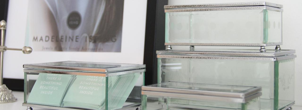 Ohrringe aufbewahren Madeleine Issing Studio Hamburg
