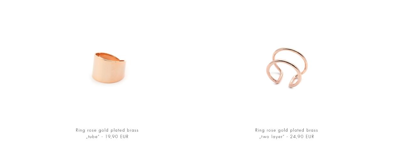 schmuck rosegold trendwatch Ringe madeleine issing 1