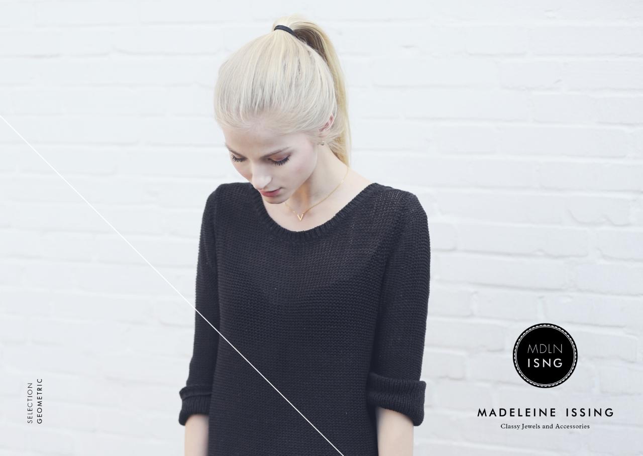 geometrischer Schmuck und minimaismus Madeleine Issing 1