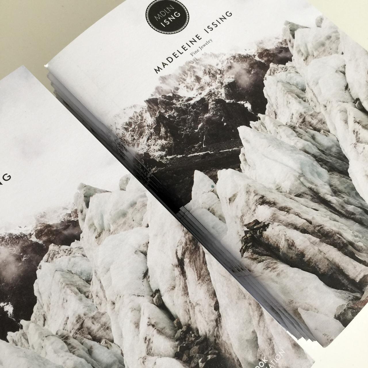Kalkspat Calcite Lookbook Cover Madeleine Issing