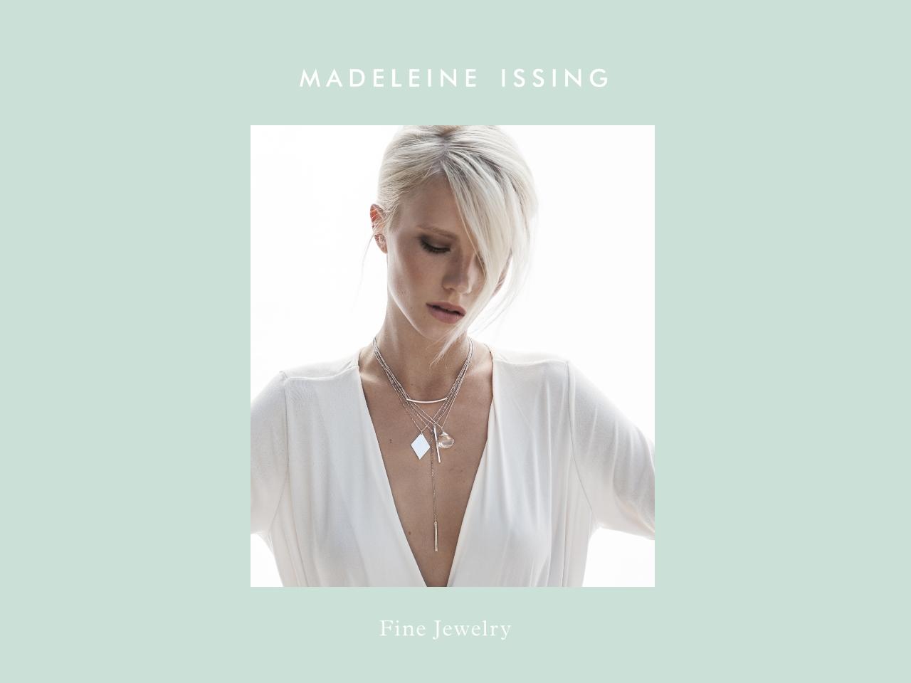 Filigrane Ketten unser Markenzeichen Madeleine Issing