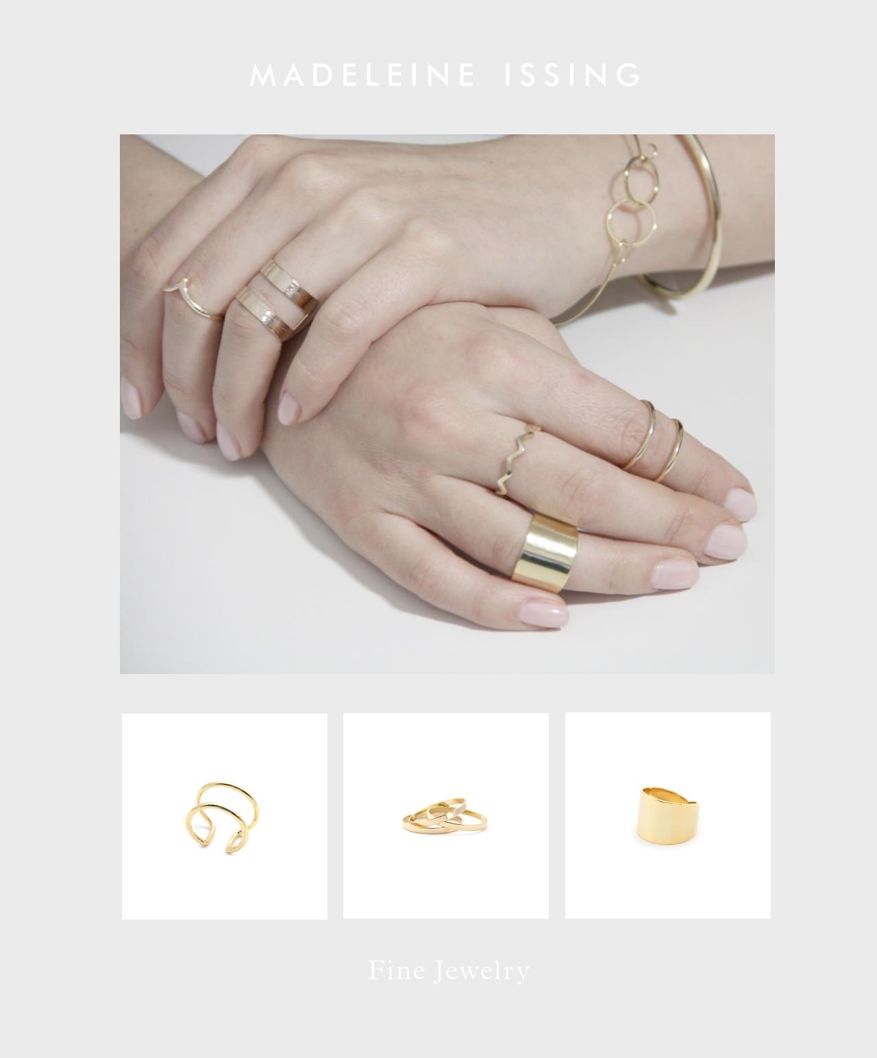 fingerspitzenringe und fingerkuppenringe gold madeleine issing