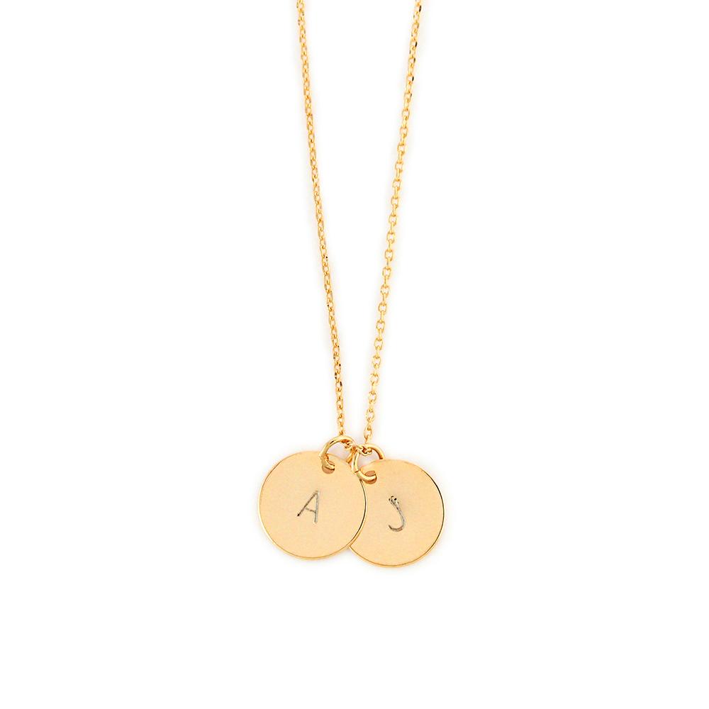 Goldkette mit Gravur nach Wunsch  MADELEINE ISSING