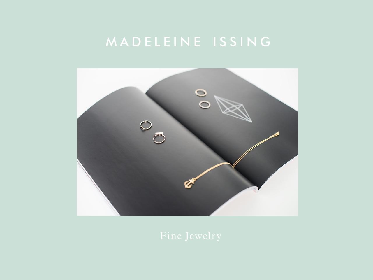 Minimalistische Kette minimalistischer Schmuck Madeleine Issing