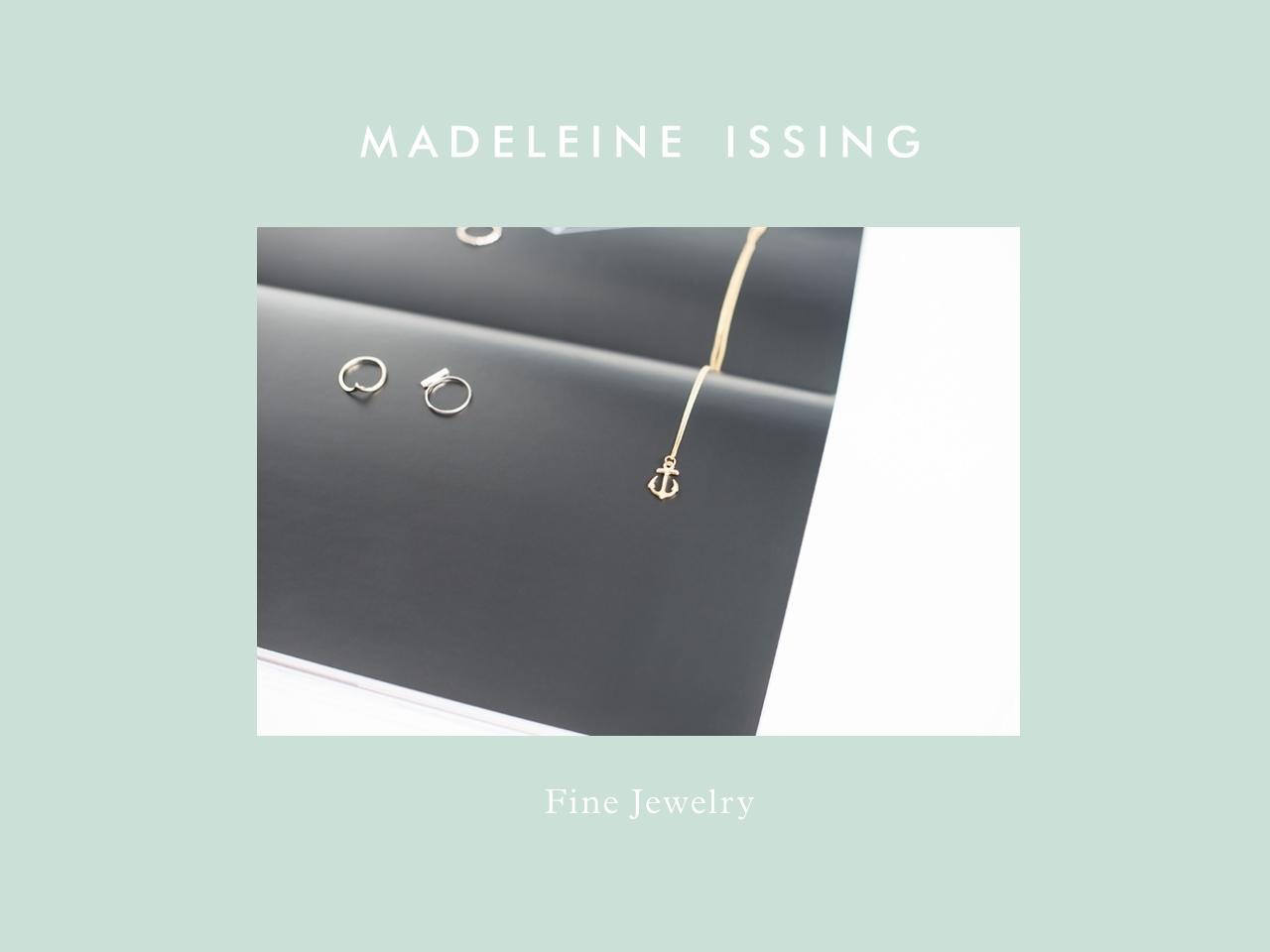 minimalistische Ohrringe minimalistischer Schmuck Madeleine Issing