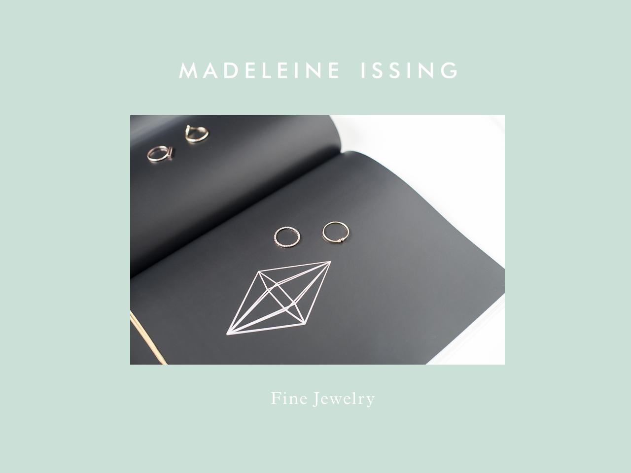 Minimalistischer Schmuck und Desing Madeleine Issing