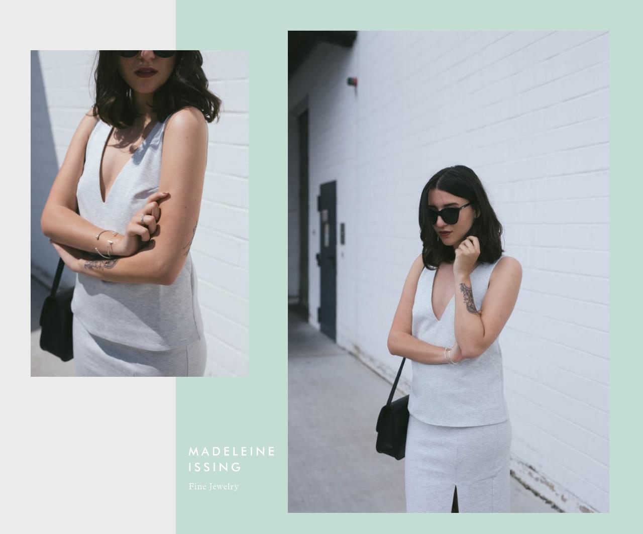 Schmuck Accessoires minimalistische Mode Madeleine Issing