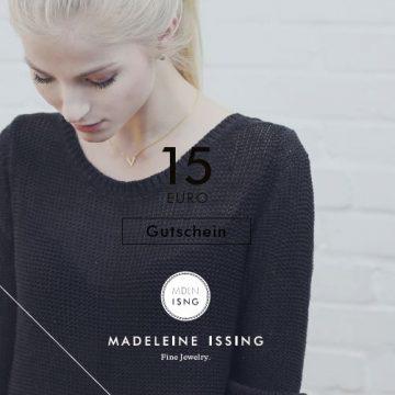 15 Euro Gutschein Gutscheinkarte Seite 1 Madeleine Issing