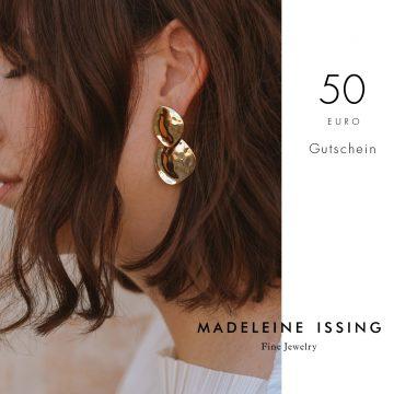 50 Euro Gutschein Karte Schmuck Geschenk Madeleine Issing