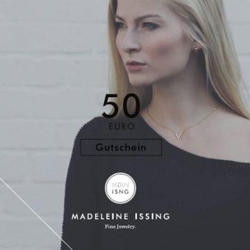 50 Euro Gutschein Schmuck Geschenk Seite 1 Madeleine Issing