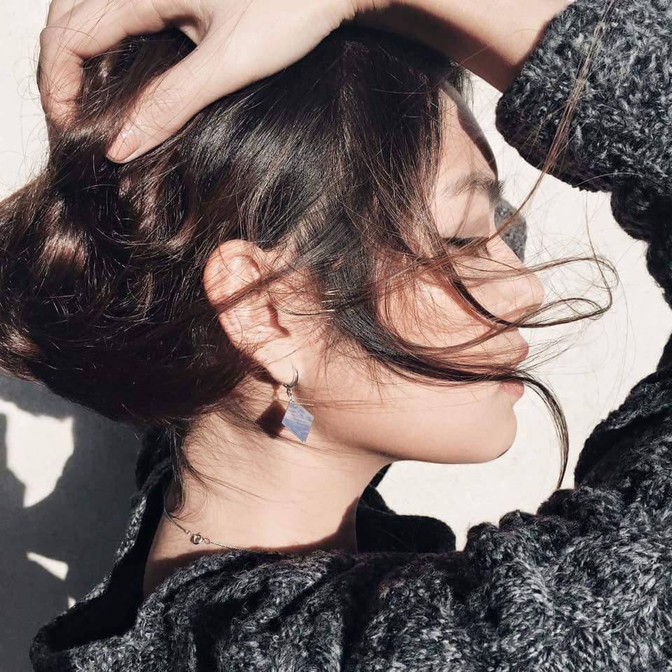 ausgefallene Ohrringe hochwertiger Design Schmuck Madeleine Issing