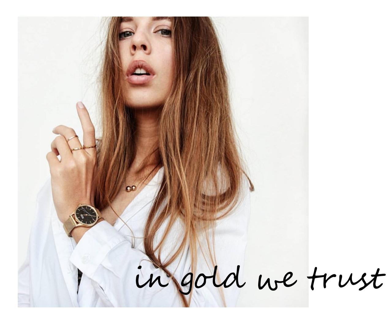 vergoldete Ketten und moderne Halsketten handgefertigt Madeleine Issing
