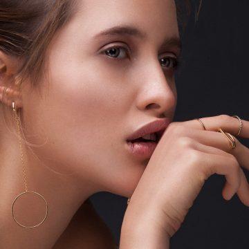 Ohrringe Gold 585 vergoldet Madeleine Issing