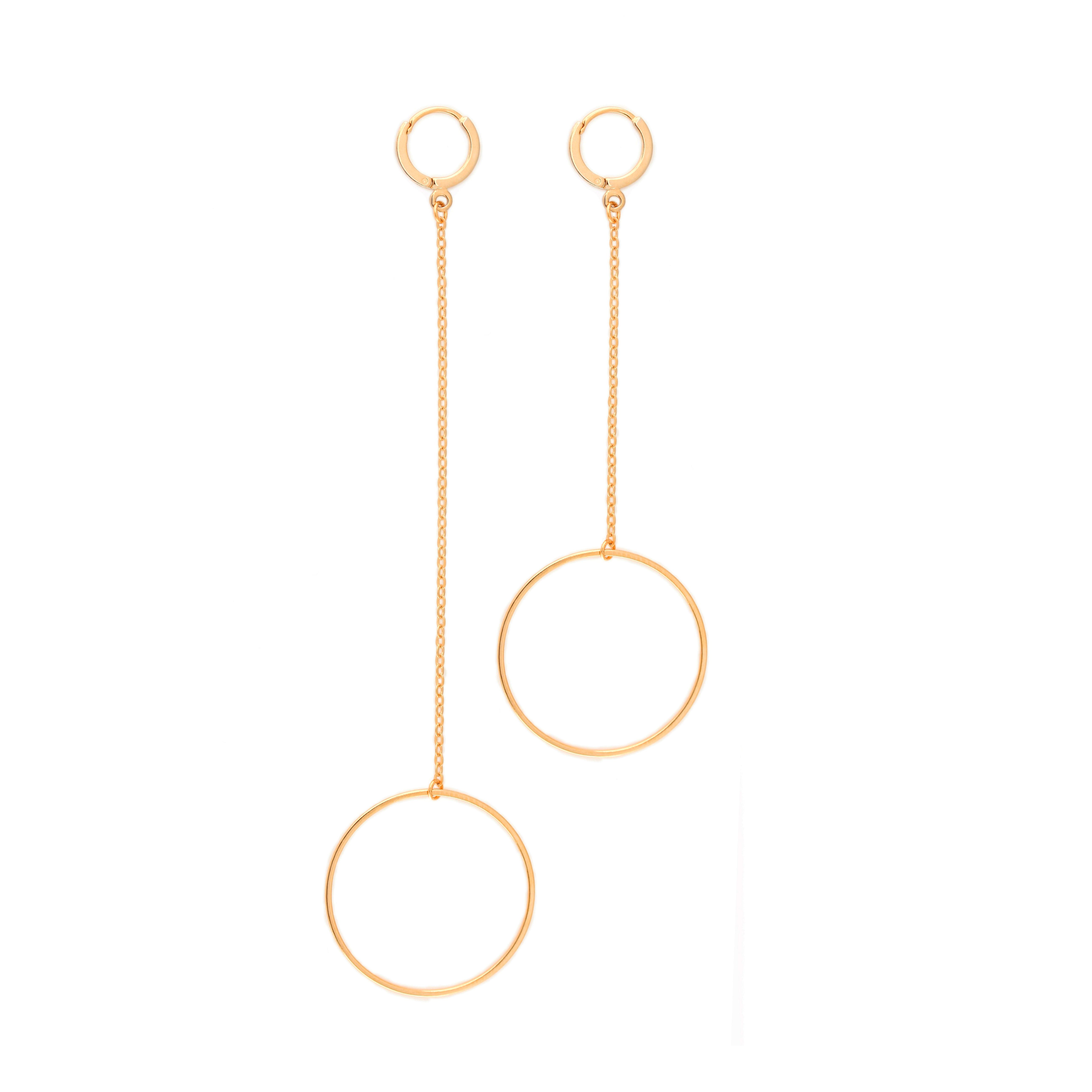 60% günstig neue niedrigere Preise am billigsten Ohrringe Gold 585 vergoldet