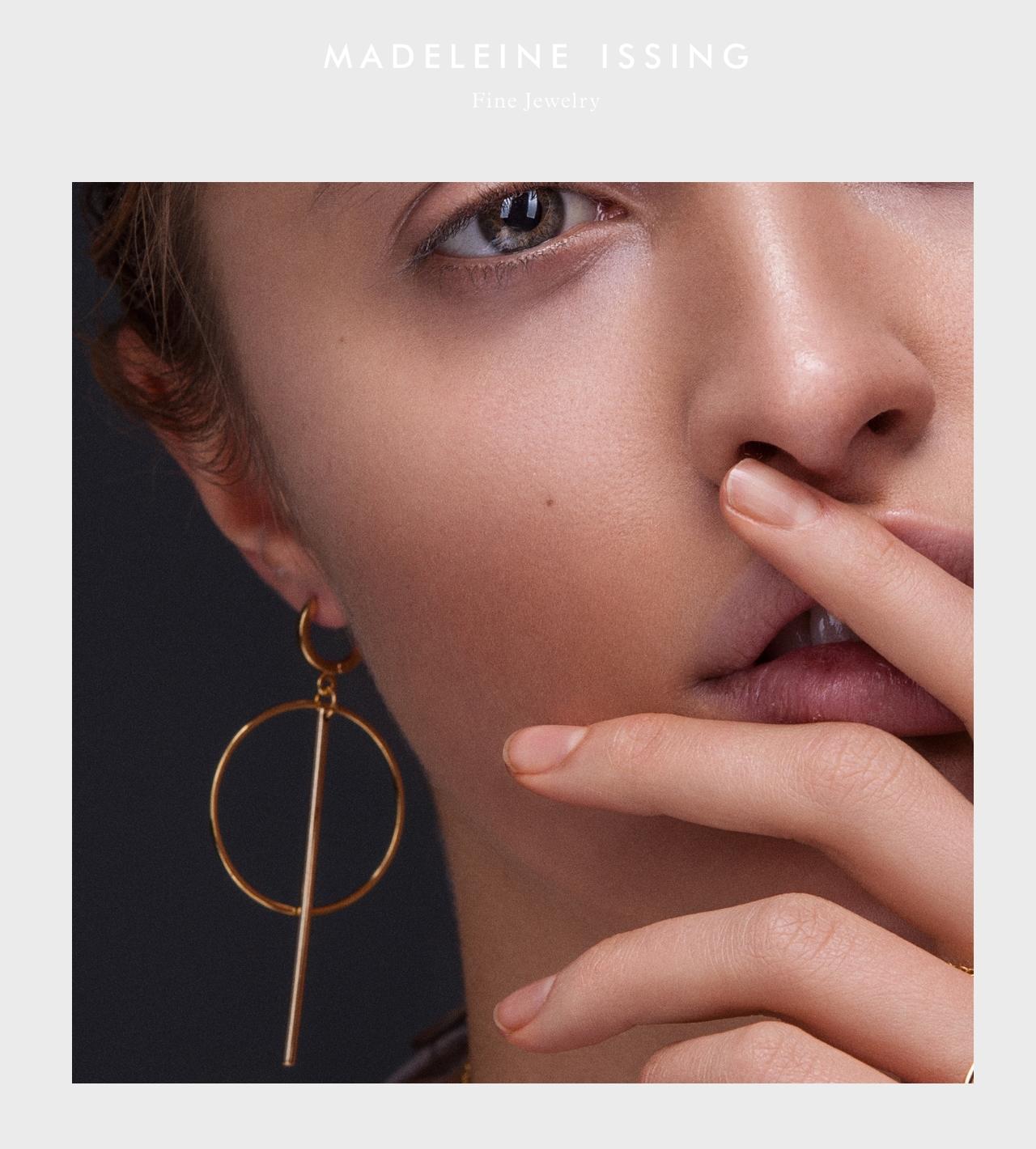 schöne Ohrringe Modeschmuck richtig kombinieren Madeleine Issing