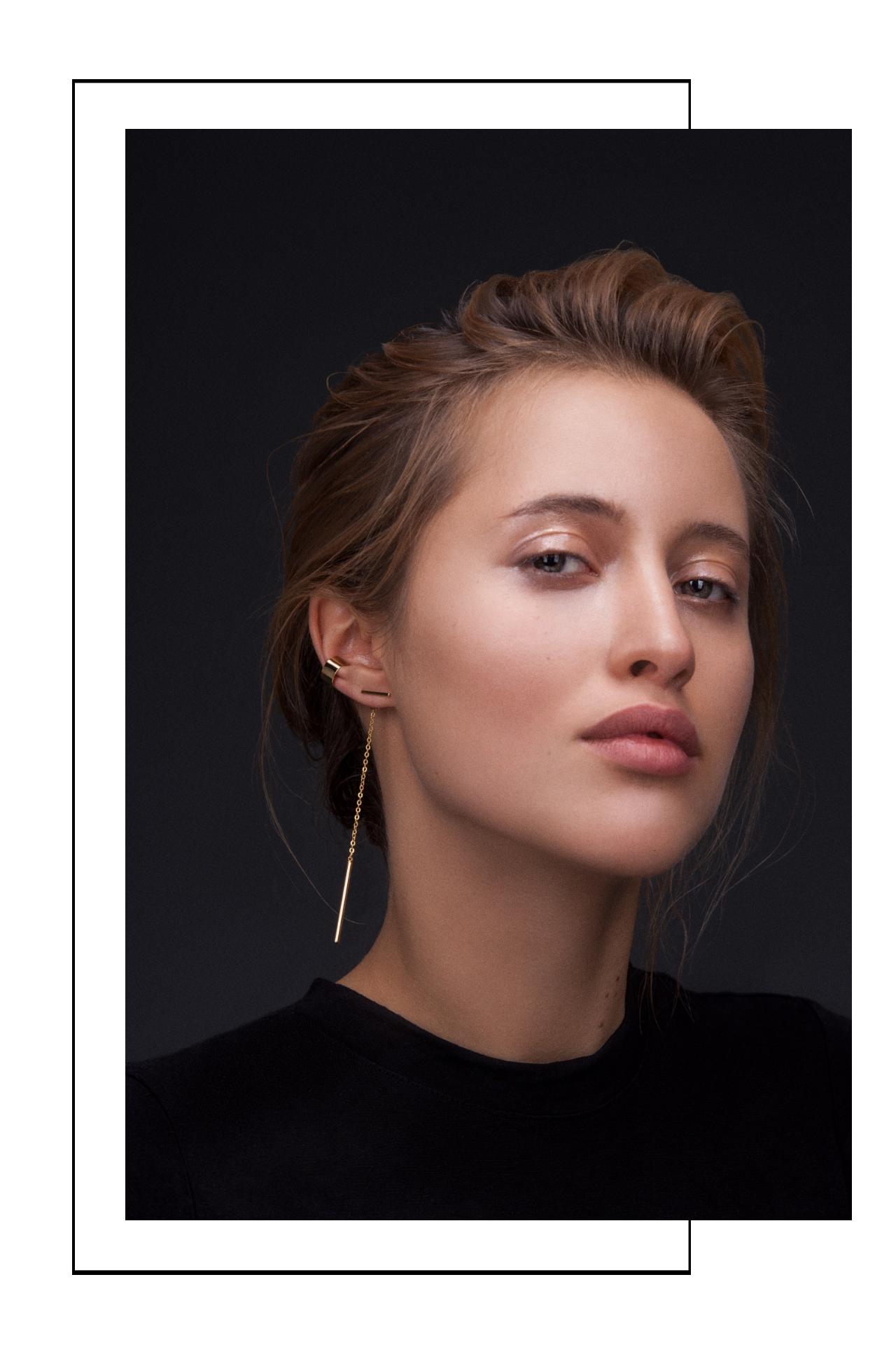 Designer Ohrringe Silber Madeleine Issing