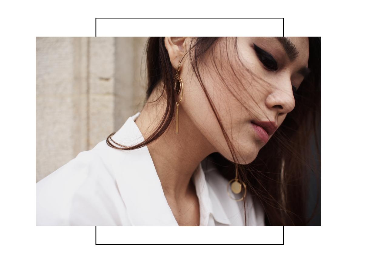 Modeschmuck Ohrringe Madeleine Issing