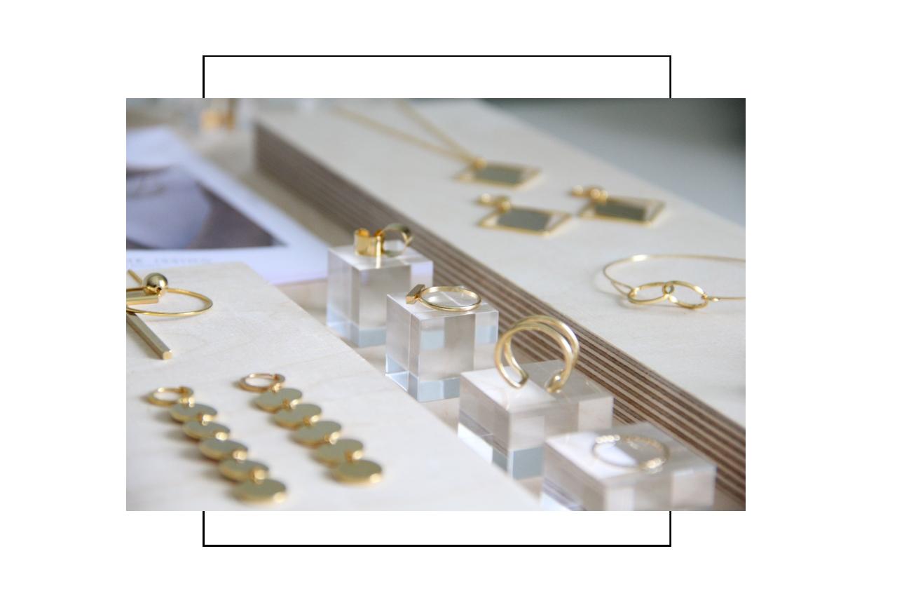Modeschmuck Ringe Gold Madeleine Issing