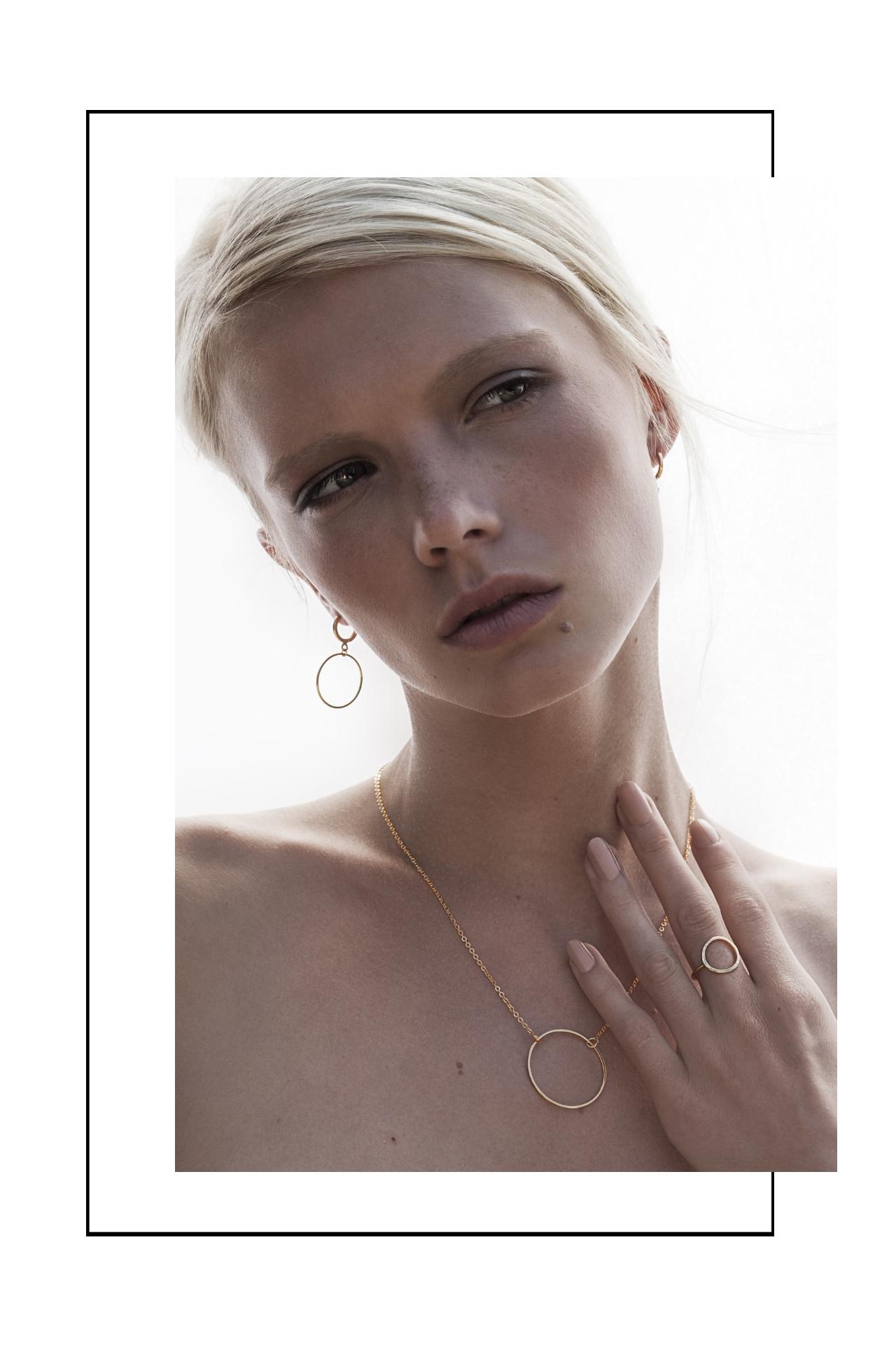 ausgefallene Ringe in Gold Madeleine Issing