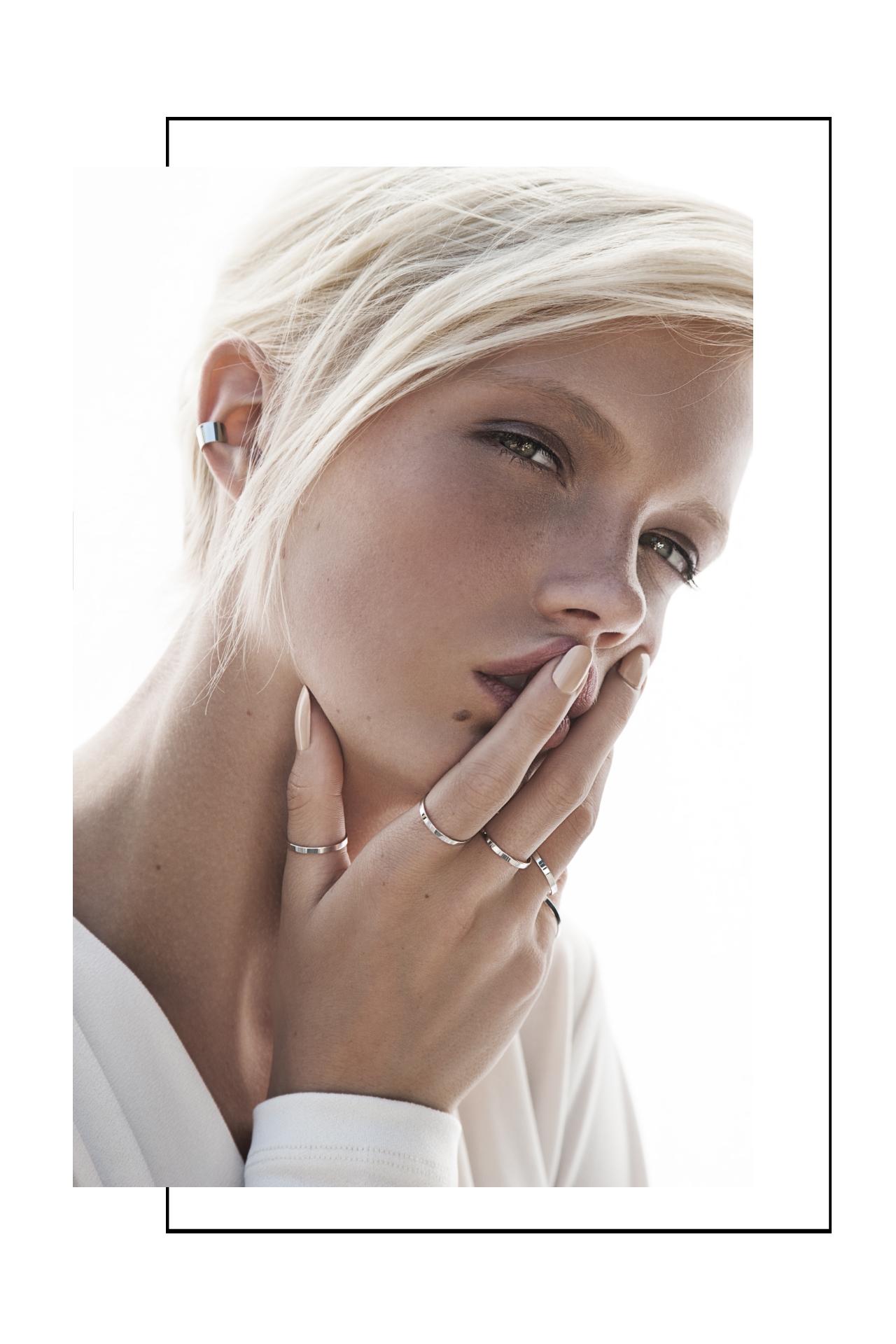 ausgefallene Ringe ind Silber Madeleine Issing