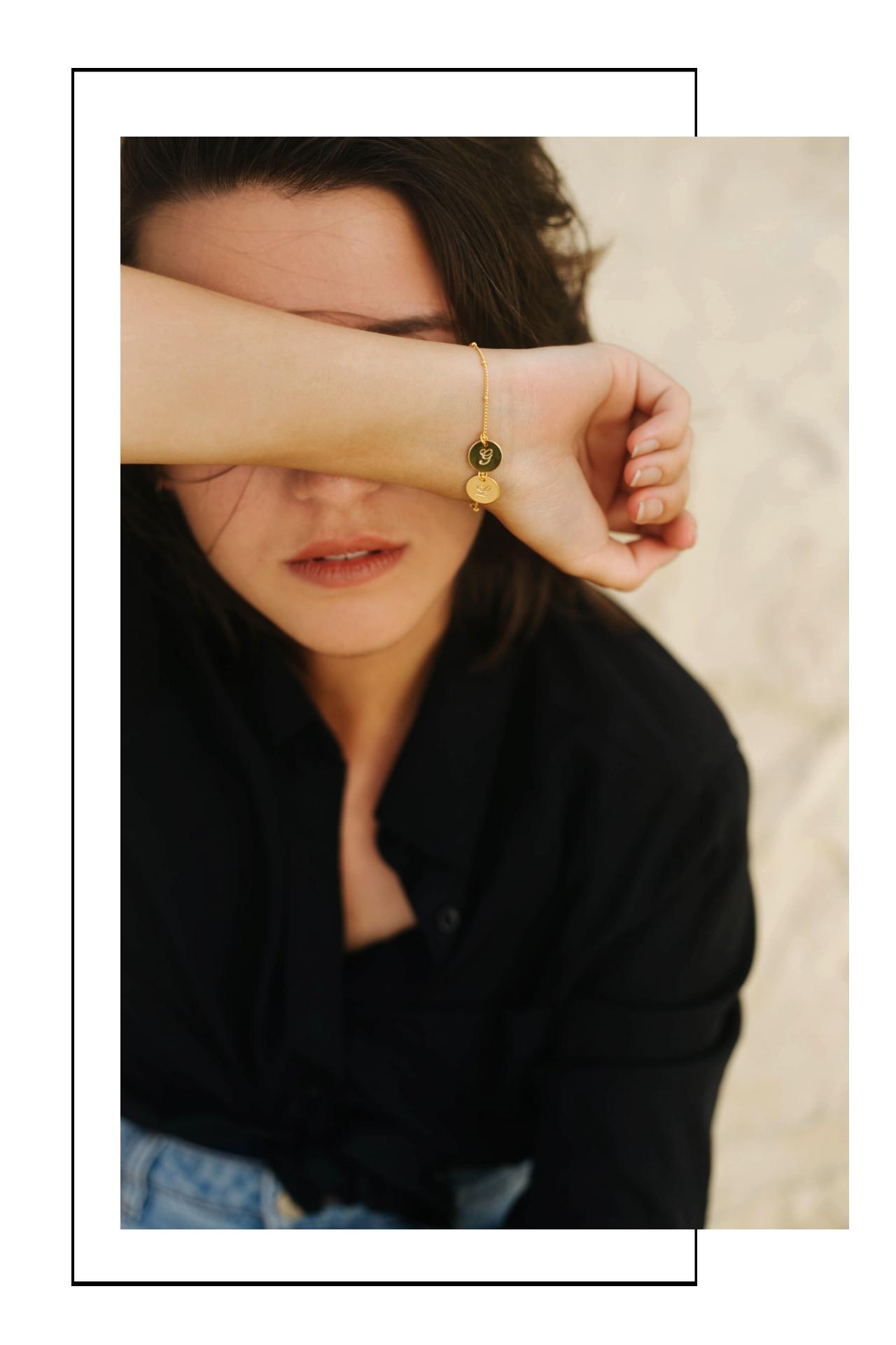 Dünne Armbänder in Gold Silber und Rosegold Madeleine Issing
