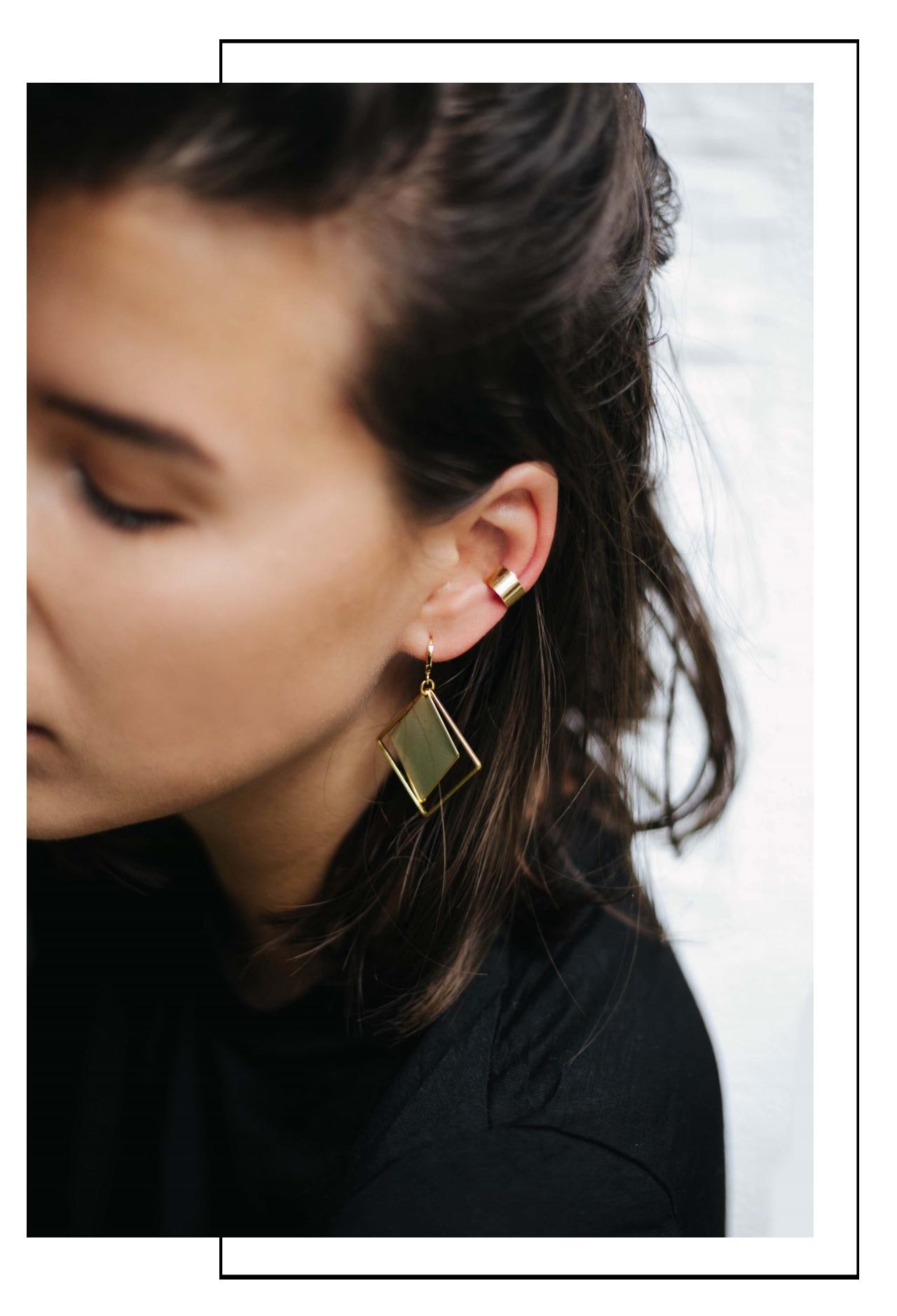 Doppel Perlen Ohrringe Madeleine Issing