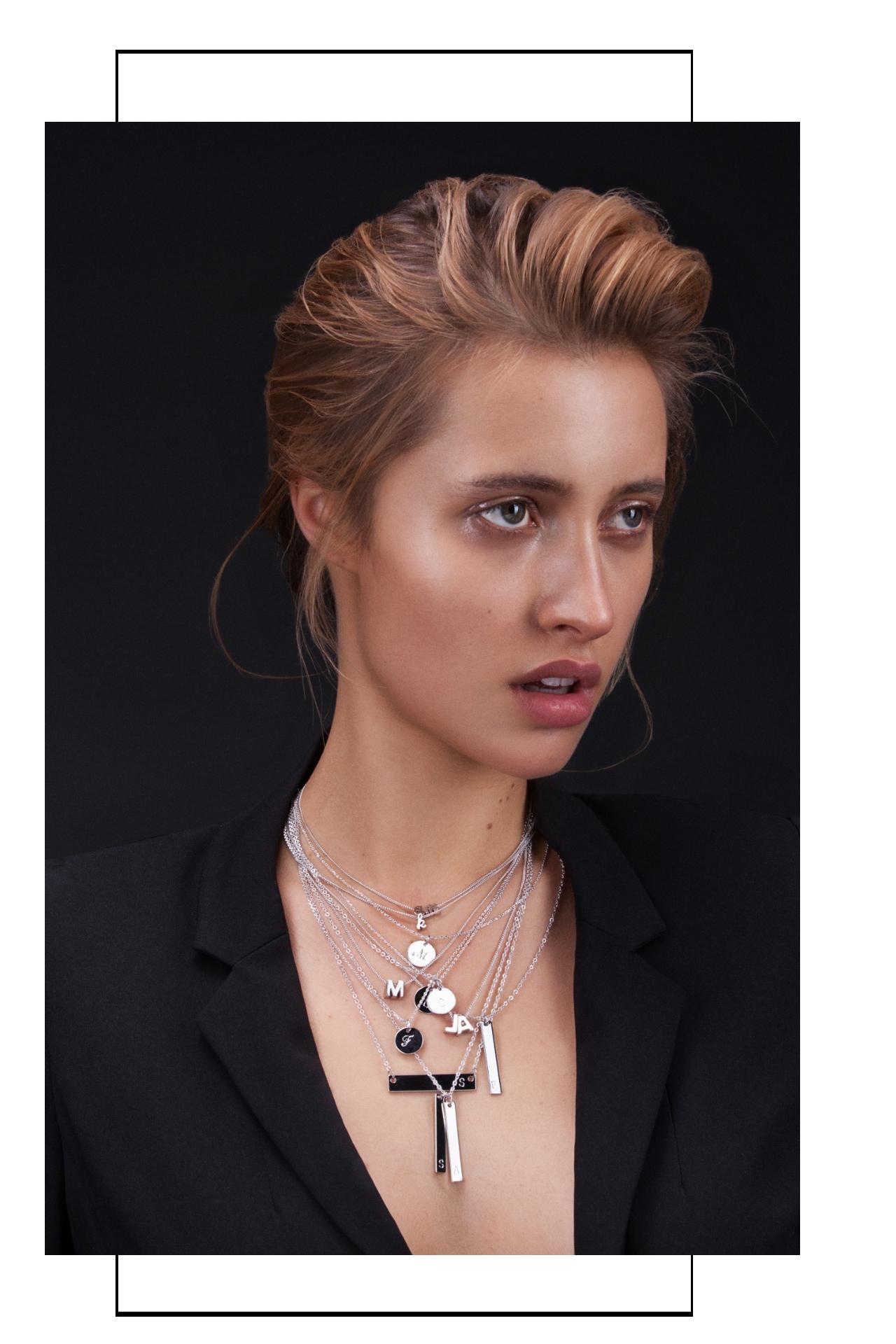 Exklusive Halsketten Madeleine Issing