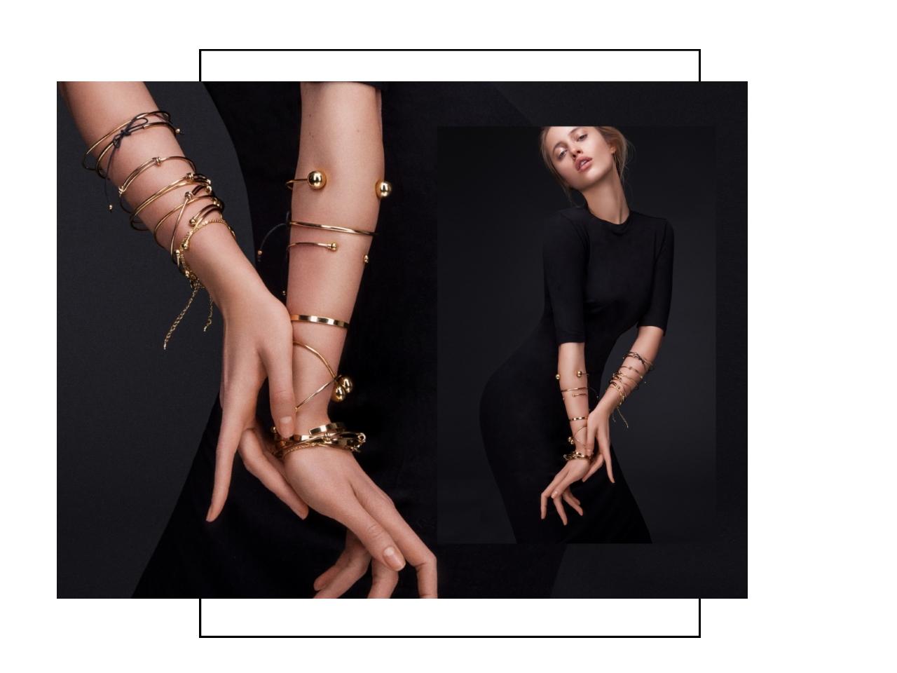 außergewöhnliche Armbänder Madeleine Issing