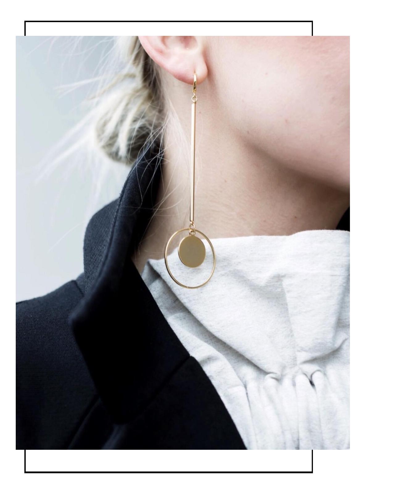 besonderer Schmuck für Frauen Gold Madeleine Issing