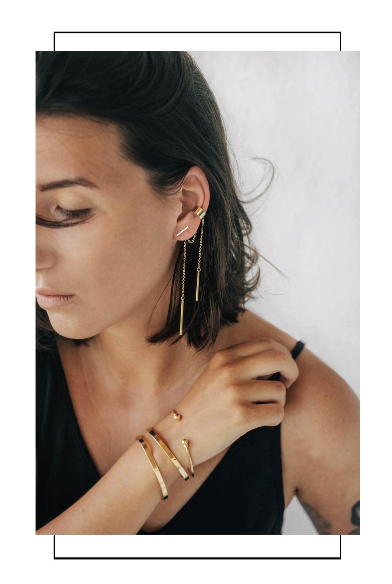 dünne Armbänder für Damen Madeleine Issing
