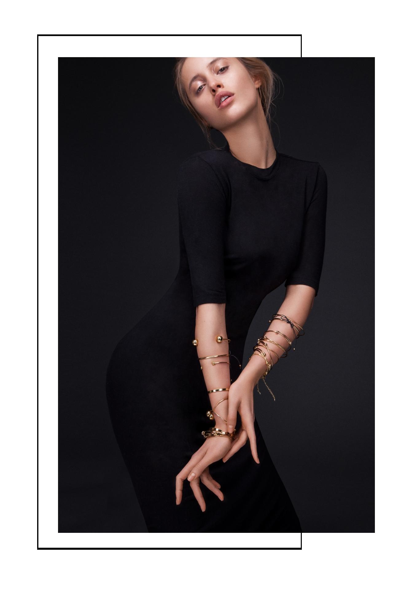 dünne Armbänder mit Anhängern Madeleine Issing