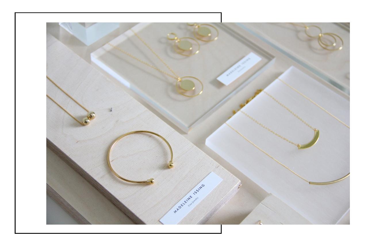 Designer Schmuck online Shop Madeleine Issing