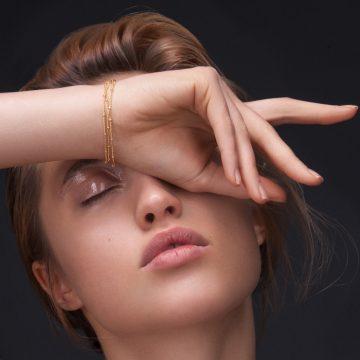 Armkettchen Gold mehrreihig Madeleine Issing