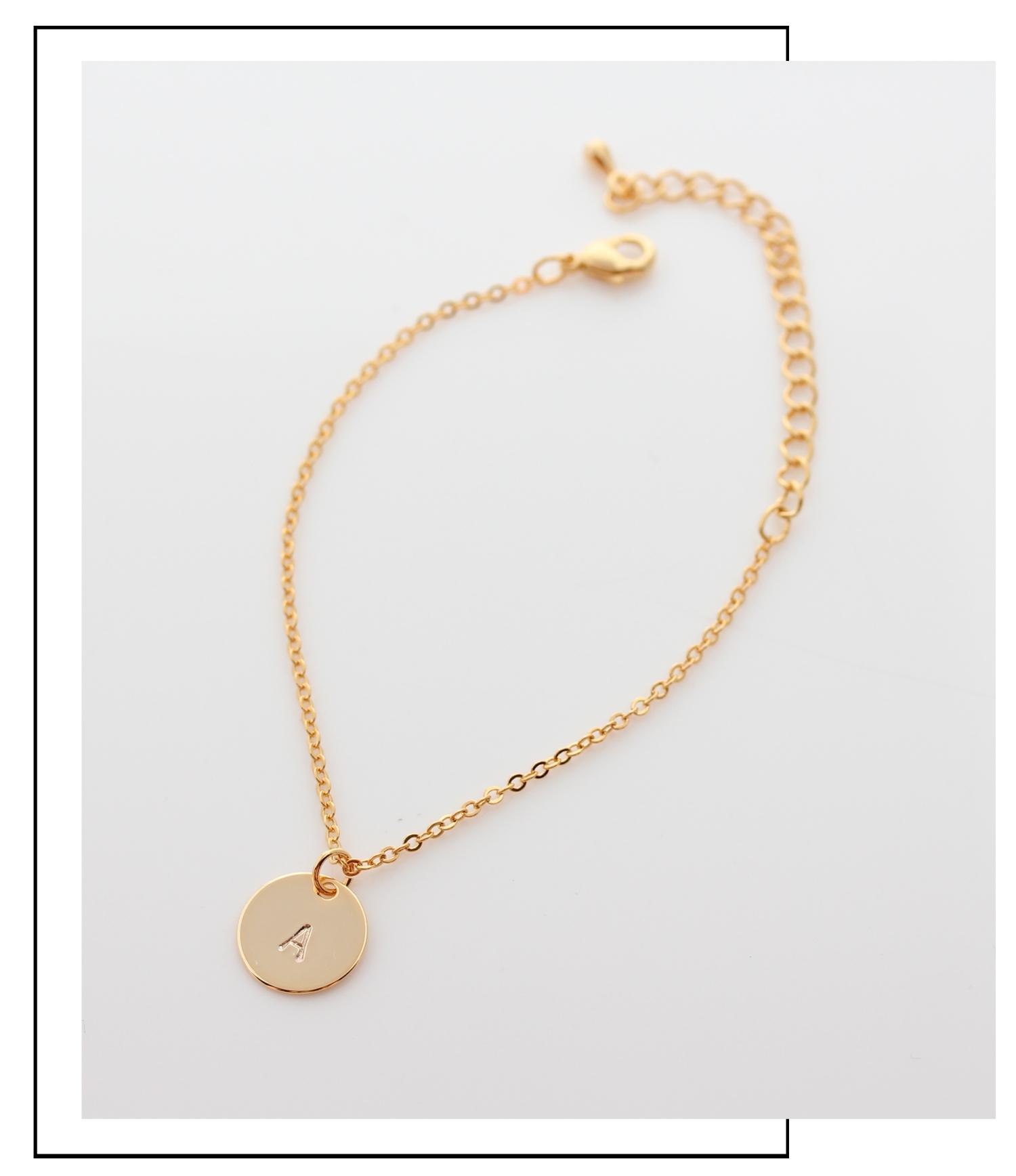 Armband mit Plättchen Madeleine Issing