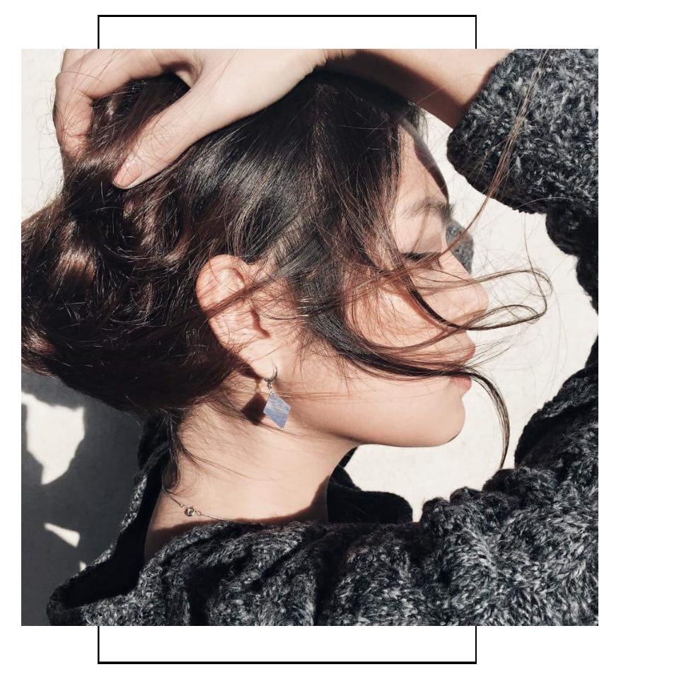 außergewöhnliche Ohrringe Designer Ohrringe Madeleine Issing