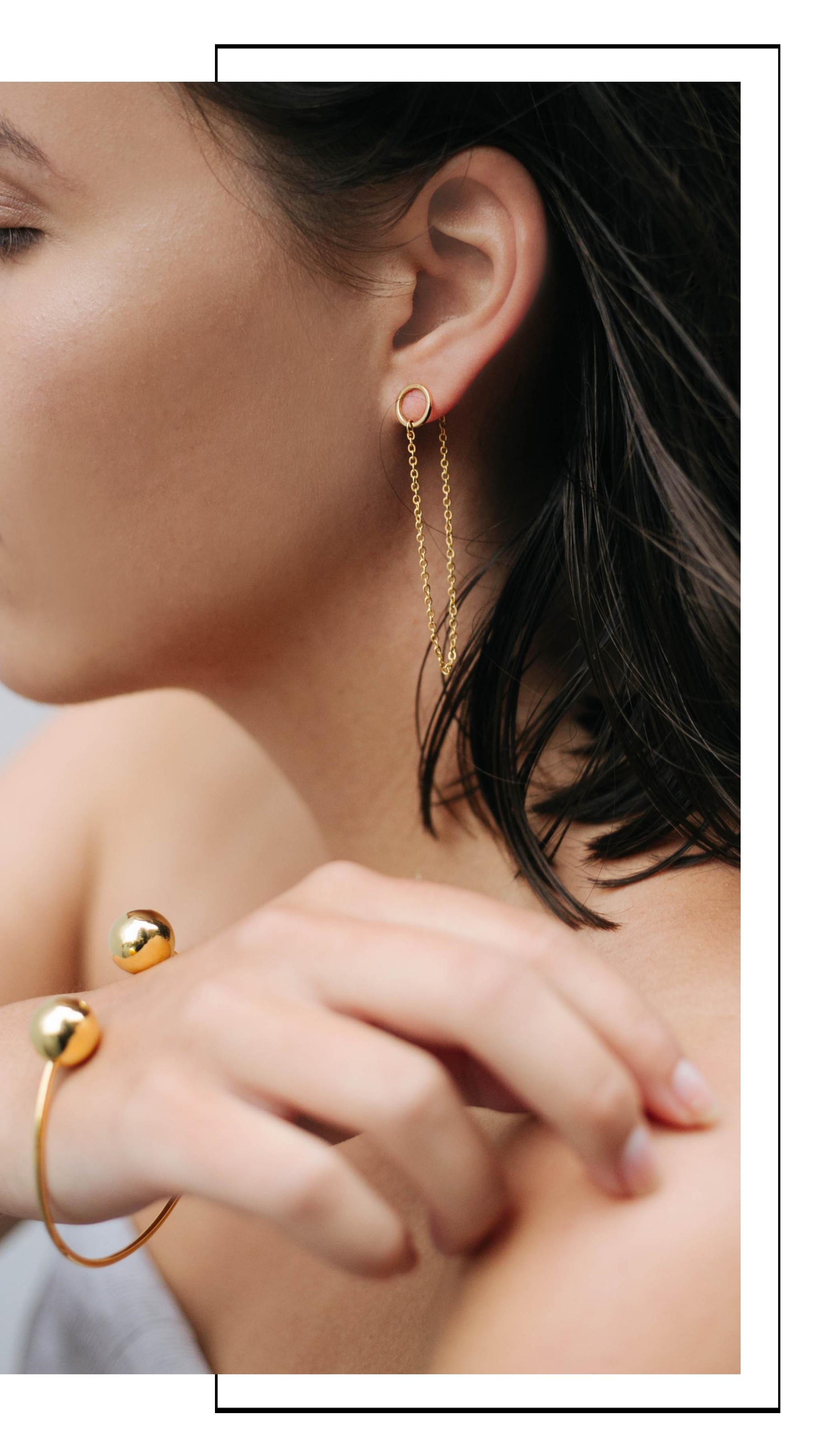 schöne Armbänder und dünne Armkettchen Madeleine Issing