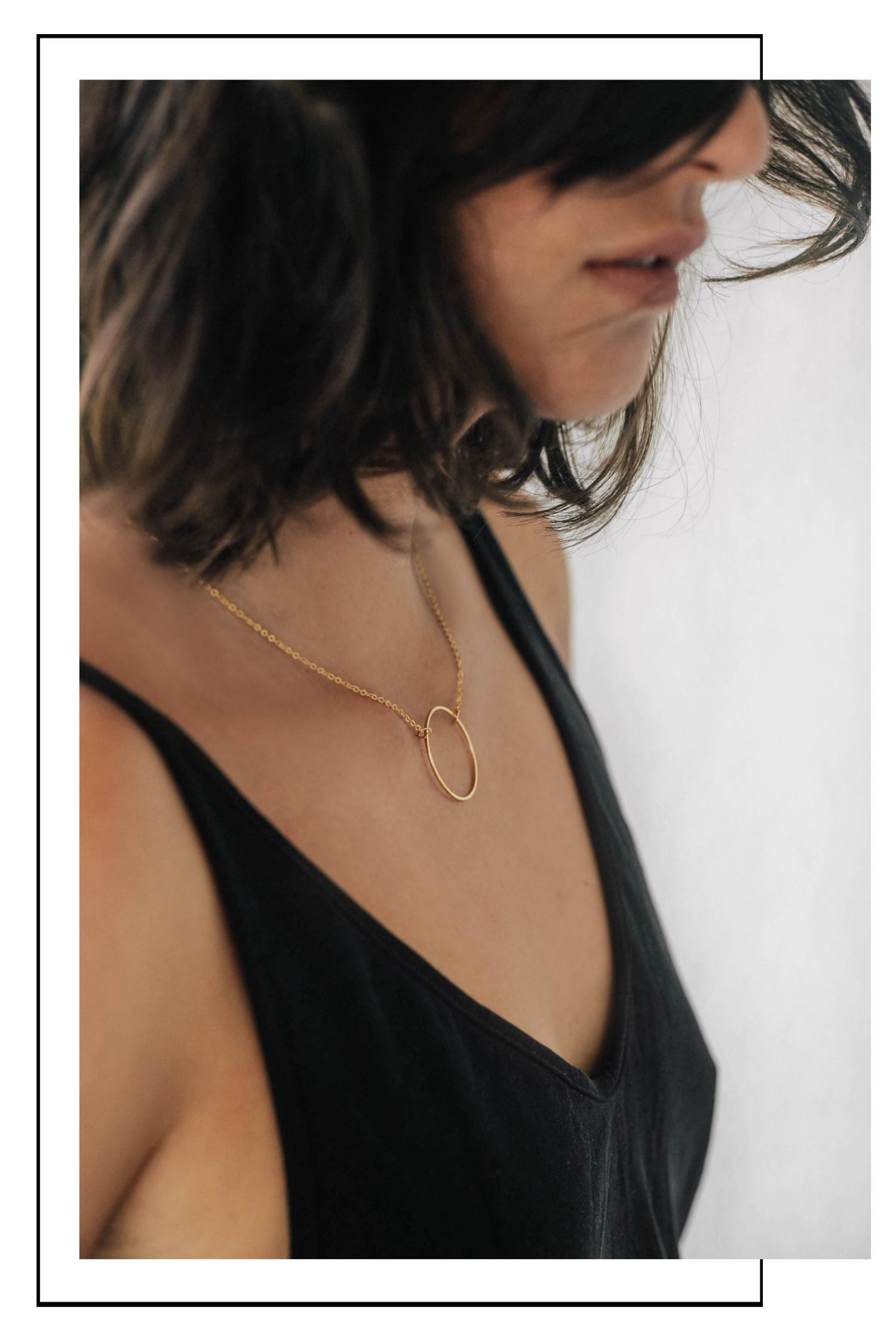 schöne Modeschmuck Halsketten Madeleine Issing