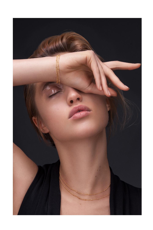 enge Halskette Madeleine Issing