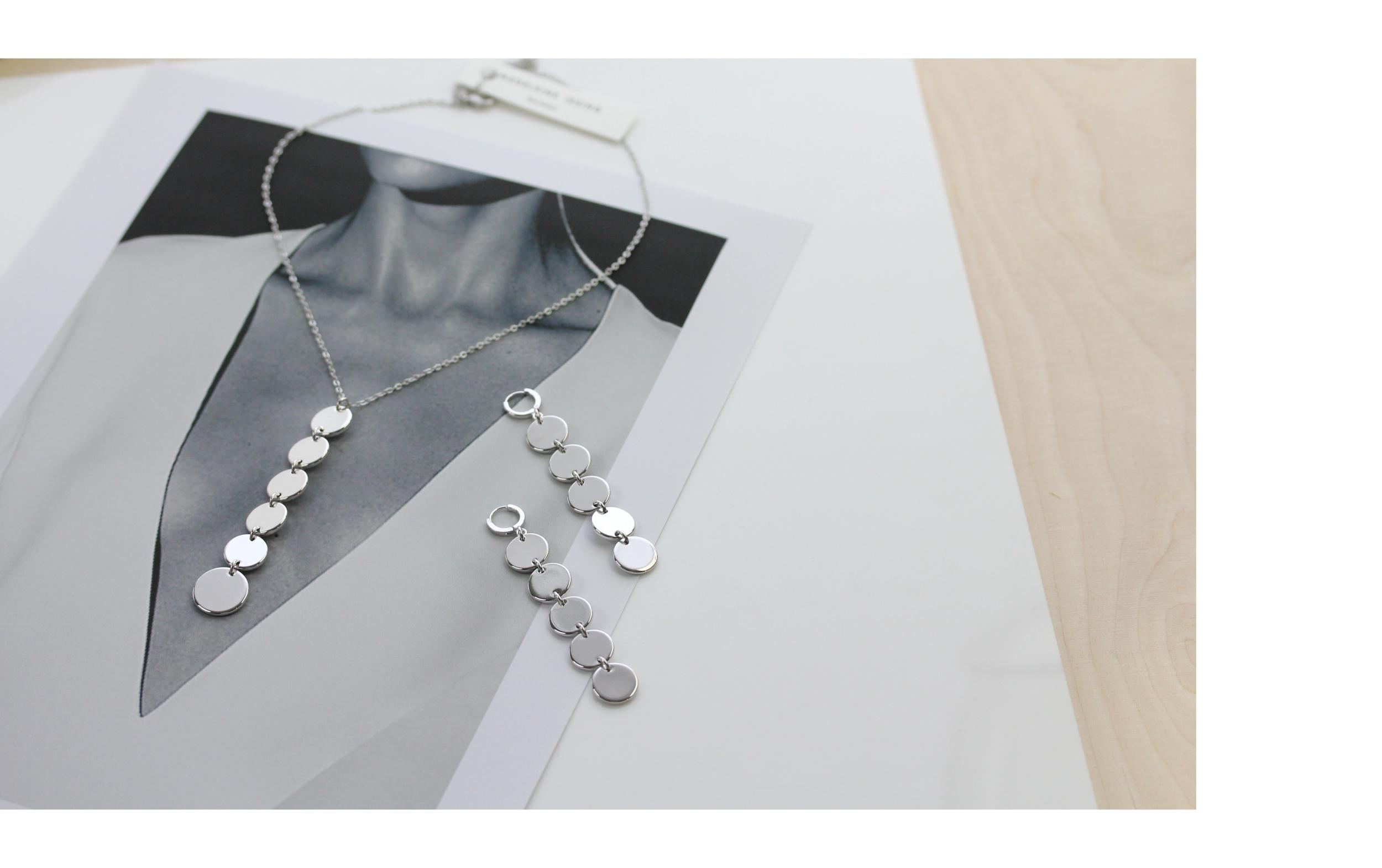 lange Ketten in Silber für Damen und Frauen Madeleine Issing