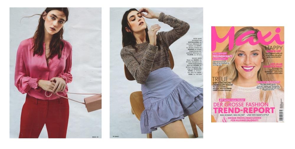 Maxi Magazin Editorial Madeleine Issing