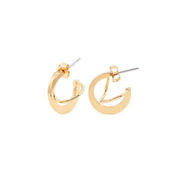 Goldstecker rund minimalistisch Madeleine Issing