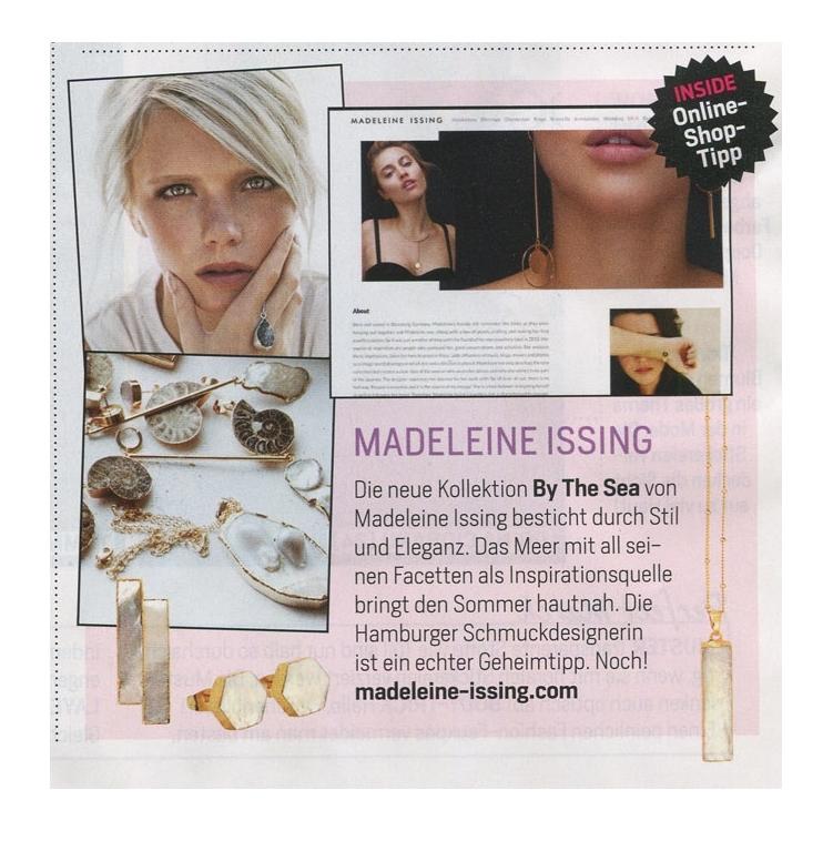 Inside Juni 2018 Madeleine Issing