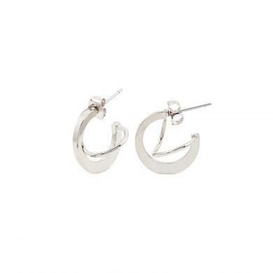 Ohrringe Silber Stecker minimalistisch Madeleine Issing